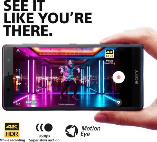 Sony Xperia XZ2 Compact 64GB Smart Phone - Black   Xperia XZ2 Compact-BK