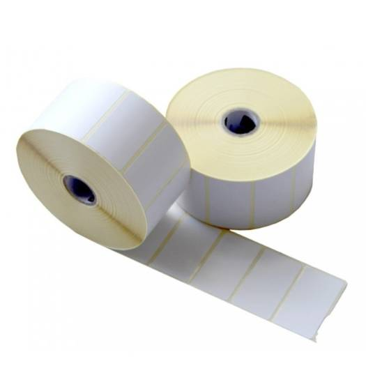 Barcode Roll Label 50mm x 25mm - 1000 Labels (DTR)