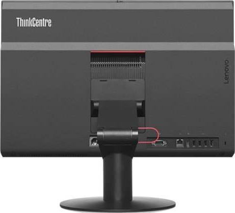 Lenovo ThinkCentre M810z All-in-One Desktop (Core i5-7400 – 3.0GHz, 21.5 Inch FHD, 4GB RAM, 1TB HDD, DVD±RW, Intel HD, Window 10 Pro) – (Black) | 1ONY000JAX