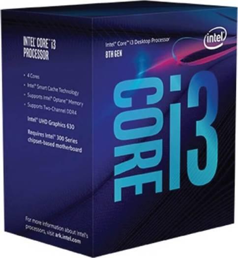 Intel Core i3-9100F Coffee Lake LGA1151 9th Gen. 4 Cores, 3.60 GHz Base, 4.20 GHz Turbo, 6M Cache Desktop Processor | BX80684I39100F