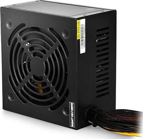 DEEPCOOL DA600 80 Plus Bronze certified 600W Power Supply - 140mm PWM Silent Fan | DP-BZ-DA600N
