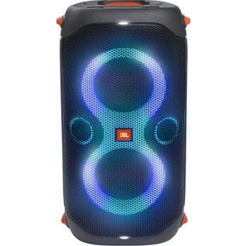 JBL PartyBox 110 - Portable Party Speaker With Built-in Lights, Powerful Sound and Deep Bass