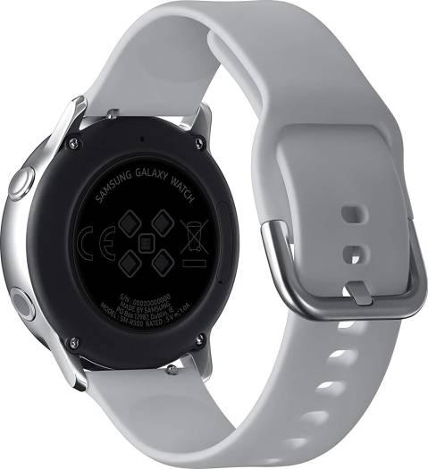 Samsung Galaxy Watch Active, SM-R500NZSAXSG - Silver | 0609XKJ7IQA