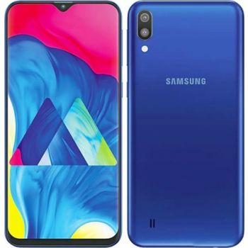 Samsung Galaxy M20 Dual Sim Mobile Phone, 64GB, 4GB RAM, 4G LTE - Ocean Blue   N21260664A