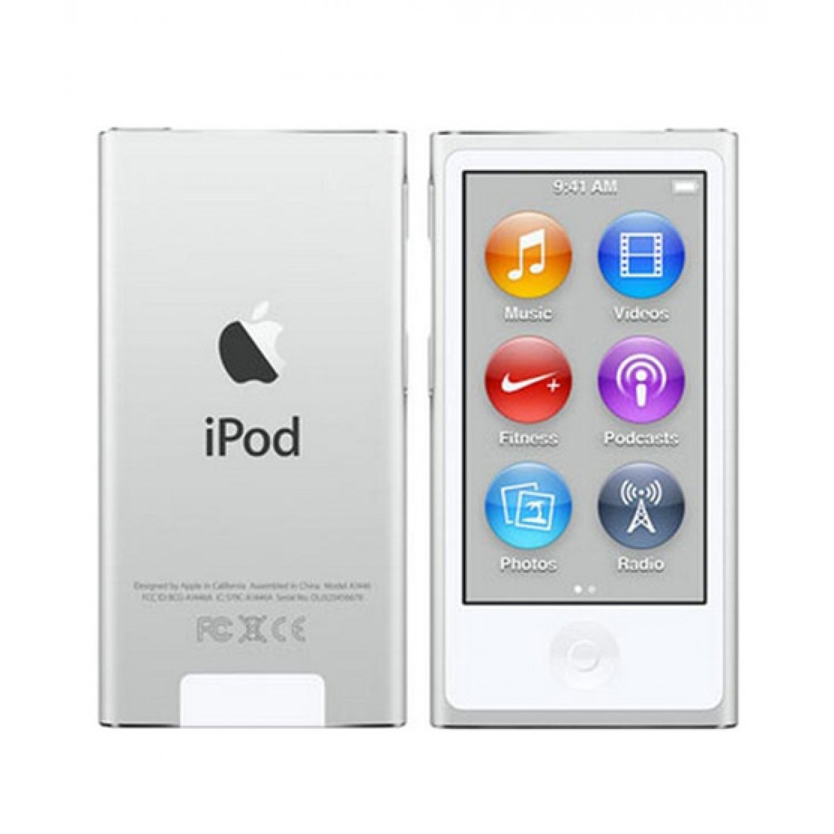 apple ipod nano 8th generation 16gb with screen. Black Bedroom Furniture Sets. Home Design Ideas