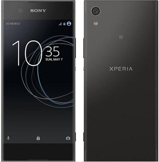 Sony Xperia XA1 Ultra Dual Sim 32GB - Black | Xperia XA1-BLK