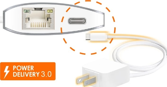 J5create Usb C Multi Adapter Male Connector Bus Powered Or Self