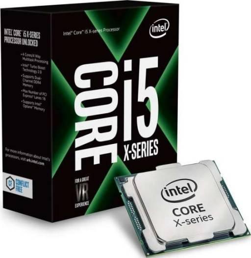 Intel Core i5-7640X X-Series Kaby Lake 4-Core 4.0 GHz LGA2066 Desktop Processor | BX80677I57640X