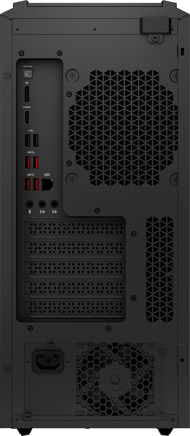 HP OMEN 880 139 Gaming Desktop Computer i7 8700, 12GB RAM, 1TB HDD+ 16GB  SSD, NVIDIA GeForce GTX 1