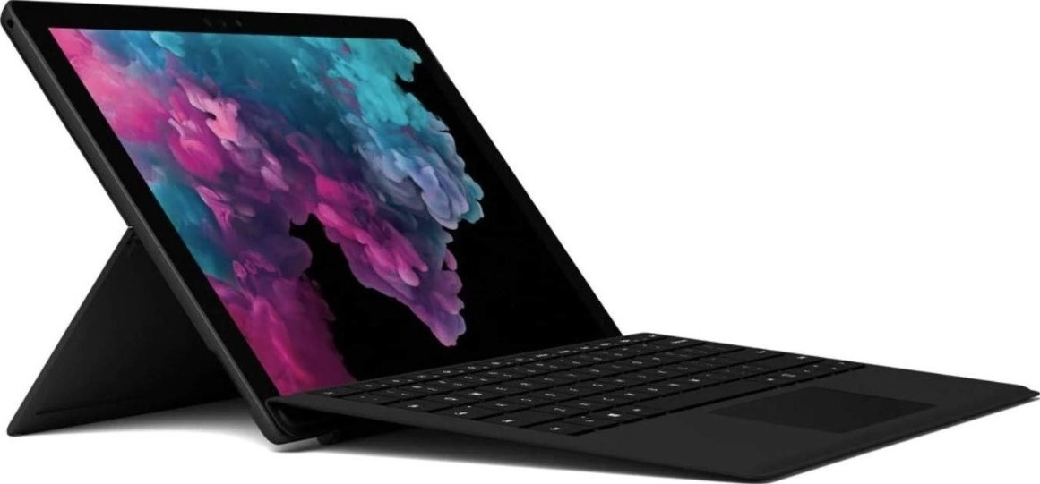 Microsoft Surface Pro 6 Core I7 16gb Ram 512gb Ssd Black