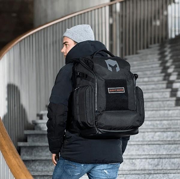 Caturix Attachader Ecotec Backpack 17 3 33 Litre Ctrx 03 اشتر الآن أفضل الأسعار في الامارات دبي ابو ظبي الشارقة
