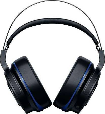 Razer Thresher 7.1 - Playstation 4 (PS4) & PC Wireless Gaming Headset (7.1 Dolby Surround Sound with Retractable Microphone) | RZ04-02230100-R3M1