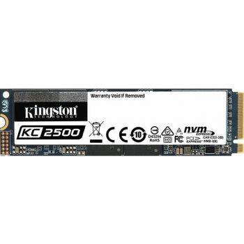 Kingston KC2500 2 TB Solid State Drive - M.2 2280 Internal - PCI Express NVMe (PCI Express NVMe 3.0 x4)   740617307207
