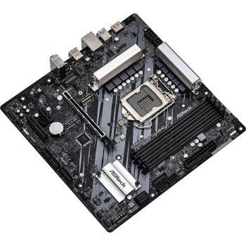 ASRock Z590M Phantom Gaming 4 - Intel Z590 Chipset, LGA1200, Max 128GB, DDR4, PCIe 4.0, SATA3, 2x M.2, GbE, USB 3.2 Gen2, 4 x SATA & 6 x USB Ports, Micro-ATX  Motherboard | 90-MXBFB0-A0UAYZ