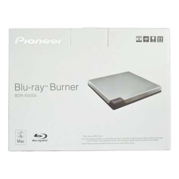 pioneer blu ray drive mac