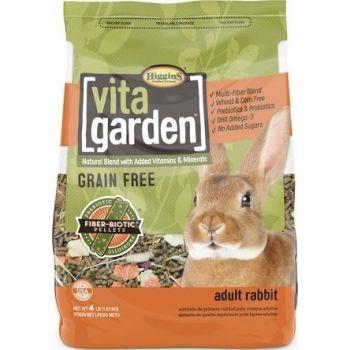 Higgins Vita Garden Adult Rabbit 4 Lbs | 2170320051