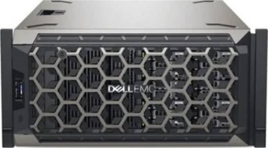 "Dell PowerEdge T640 Tower Chassis for Up to 8x 3.5"" HDDs, Intel Xeon Silver 4210, 16GB (1x16GB) RDIMM, PERC H730P Adapter RAID Controller 