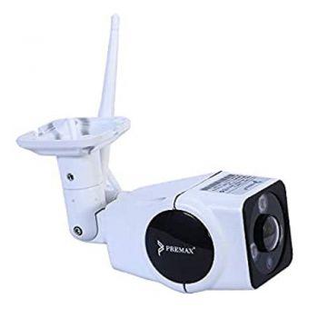 Premax WiFi IP VR 360 Camera Indoor Bullet - White | PM-PN500