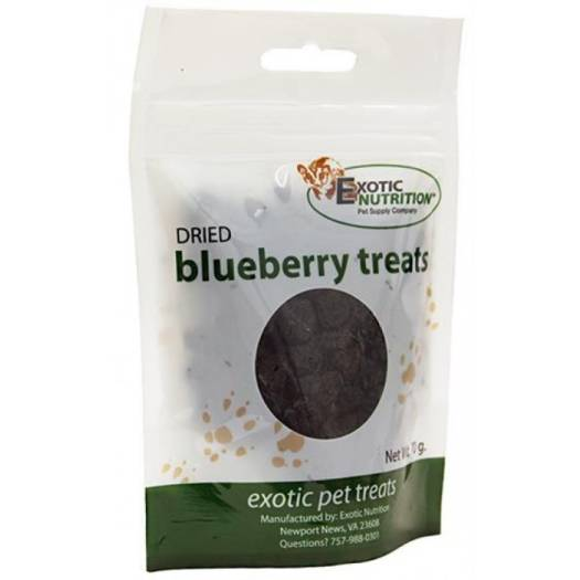 Dried Blueberry Treats - 70g