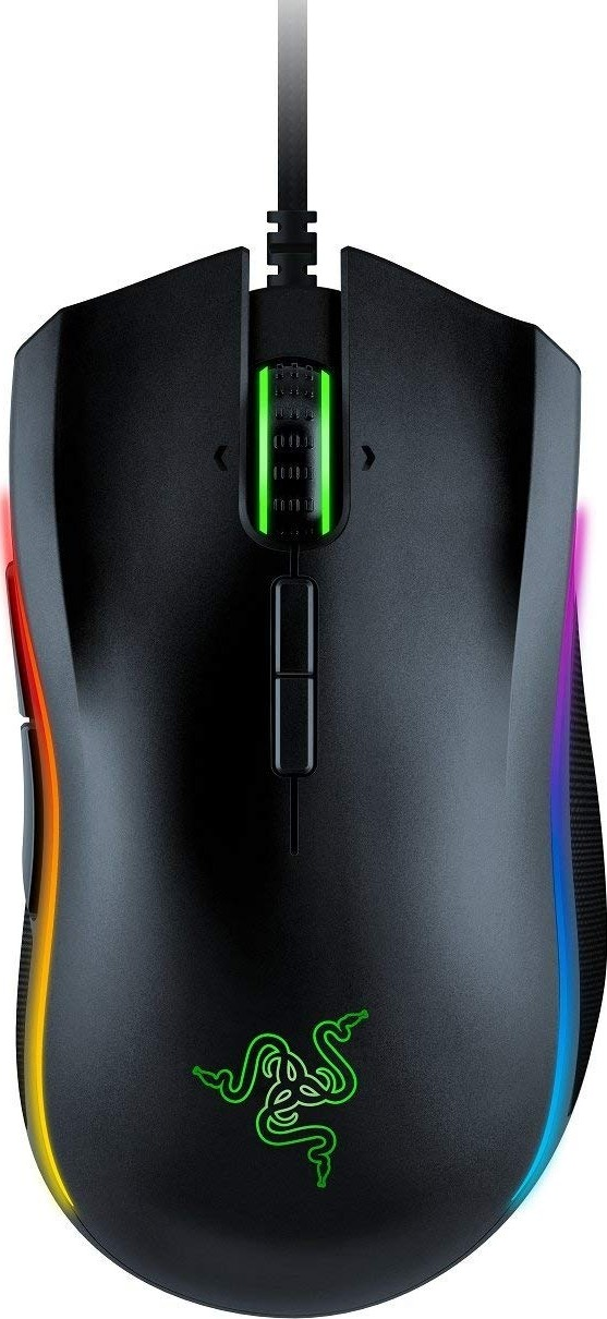 82a90f25e72 Razer Mamba Elite – Esports Performance - Ergonomic Gaming Mouse – 5G True  16,000 Optical DPI