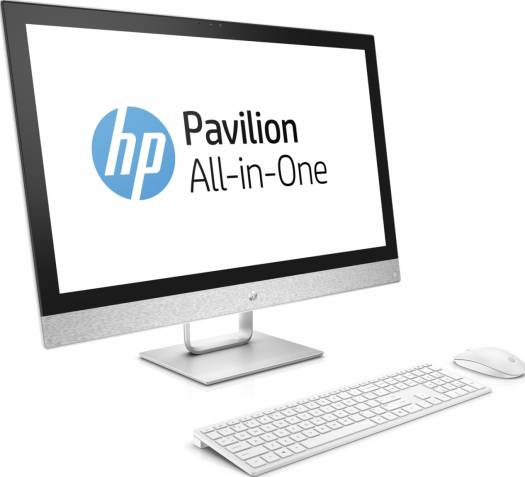 Hp Pavilion All In One 27 R029 I7 7700t 12gb Ram 1tb