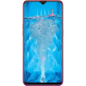Renewed - Oppo F9 Pro Dual SIM Mobile Phone, 6GB RAM, 64GB Storage - Red | 19111