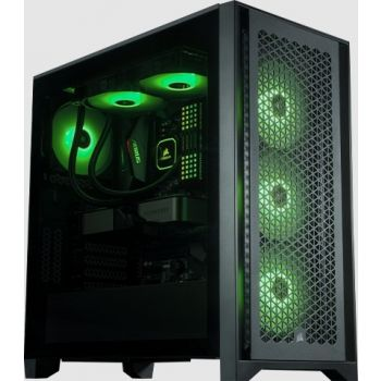 Extreme Gaming and Workstation PC, ( Ryzen 7 5800x, RTX 3070 Ti, RAM 32 3200Mhz, 1TB SSD M.2, PSU 850W Gold Rated, Radiator 360mm Liq. Cooled, Wi-fi + BT )