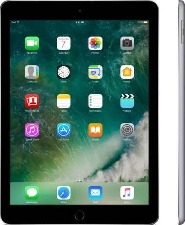 "Apple iPad Pro 10.5"" 64GB with Wi-Fi, iOS 10 , A10X processor - Space Grey 
