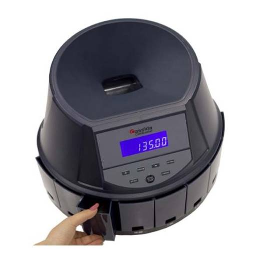 Cassida CoinMaster With LCD with Speed Coins For Minute 350