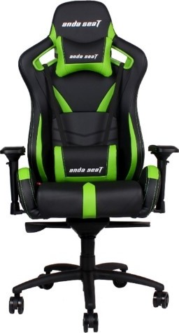 Excellent Anda Seat Massive Series High Back Ergonomic Design Pvc Leather Gaming Chair 4D Adjustable Armre Squirreltailoven Fun Painted Chair Ideas Images Squirreltailovenorg