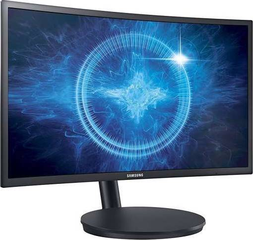 Samsung CFG70 Series 24-Inch 1ms Curved Curved 144Hz FreeSync Gaming Monitor | LC24FG70FQMXUE