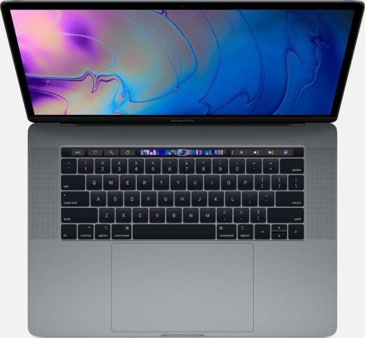 "Apple MacBook Pro 15 MR952 With Touch Bar (Customized) - 8th Gen Core i9- 2.9 GHz Multi Core 32GB 1TB SSD 4-GB Radeon Pro 560X GDDR5 15"" Retina IPS Display Mac OS High Sierra Space Gray - 2018 