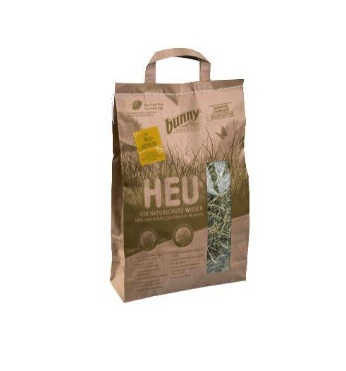 Hay from Nature Conversation Meadows with Mealworms  250 gr