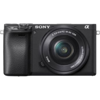 Sony Alpha a6400 Mirrorless Digital Camera with 16-50mm Lens A 6400 L 16-50mm | A6400
