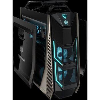 Acer Predator Orion 9000 PO9-900-I9KHCFF1080Ti2 Desktop, Intel Extreme i9-7900XE 18-Core, Liquid-Cooled, Dual NVIDIA Geforce GTX 1080 Ti 11GB in SLI, 32GB DDR4 RAM, 256GB SSD, 2TB, Win 10, VR Ready  