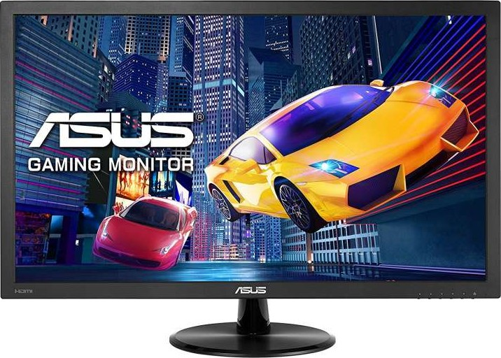ASUS Gaming Monitor 21 5 Inch FHD 1920x1080 , 1ms, Low Blue Light, Flicker  Free VP228HE