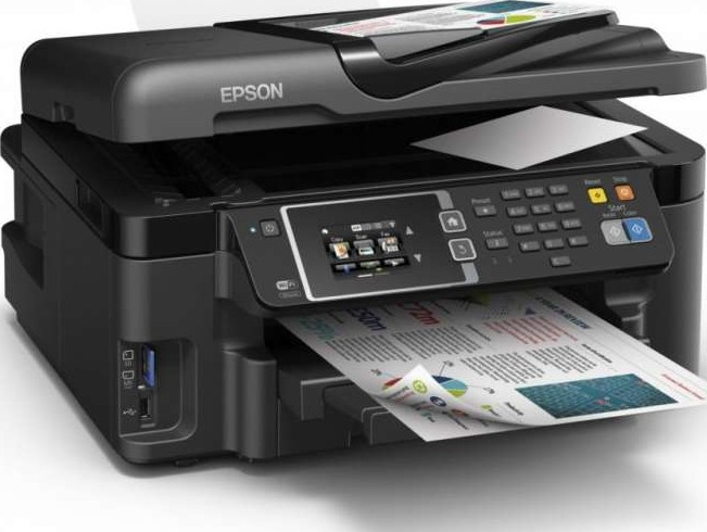 Epson L1455 A3 Wi Fi Duplex All in One Ink Tank Printer L1455