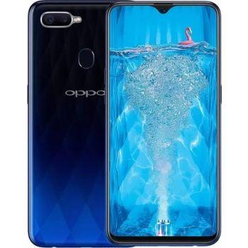 Renewed - Oppo F9 Pro Dual SIM Mobile Phone, 6 GB RAM, 64 GB Storage - Blue | 19118