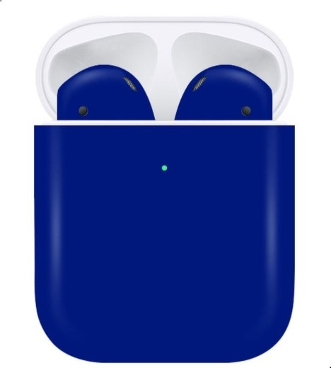 Customized Apple Airpods 2nd Gen With Wireless Charging Case By