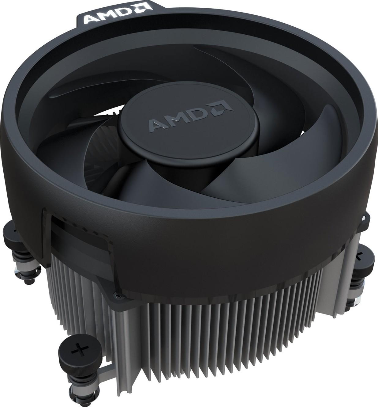 AMD Ryzen 5 3400G w RADEON RX VEGA 11 Graphics 3rd Gen, AM4, Zen+, Quad  Core, 8 Thread, 3 7GHz, 4 2