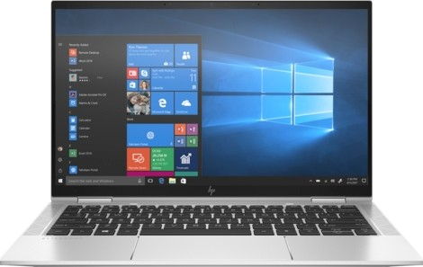 HP EliteBook x360 1030 G7 Notebook PC, UMA i7-10610U 16GB OS, 1TB PCIe NVMe TLC, 13.3 FHD - Silver | 204K7EA Buy, Best Price in UAE, Dubai, Abu Dhabi, Sharjah