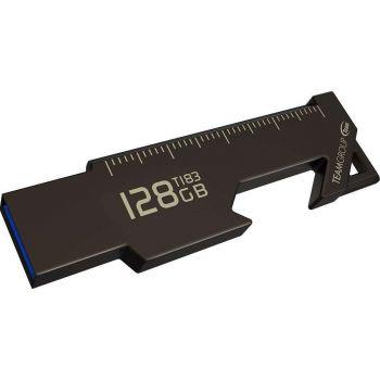 Team USB 3.2 Flash Drive T183, 128GB, Multifunctional And Practical Design   TT1833128GF01
