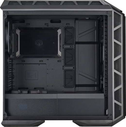 Cooler Master MasterCase H500P ATX Mid-Tower Case with Two 200mm RGB Fans In The Front and Tempered Glass Side Panel Cases | MCM-H500P-MGNN-S00
