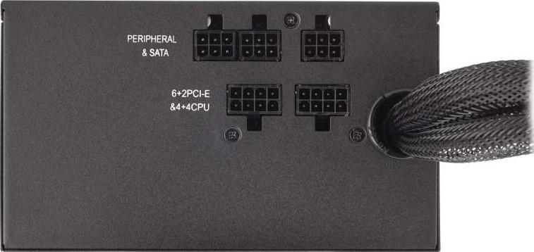 Corsair CX650M CX Series 650 Watt 80 PLUS Bronze Certified Modular ATX  Power Supply Unit CP 902010