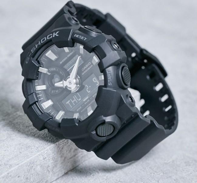 huge selection of 449ad 79214 Casio 5522 G Shock Men s Analog Digital Watch GA 700 1BDR