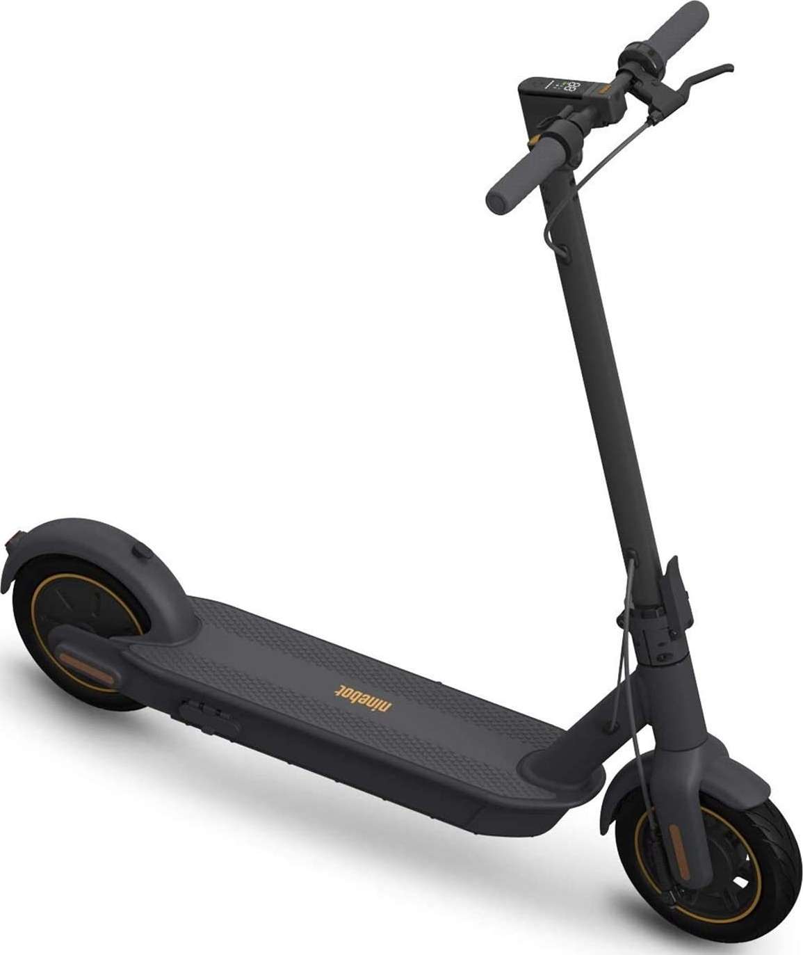 Segway Ninebot Max G30 Electric Scooter 25 Km H Max Speed 65 Km Mileage Range Built