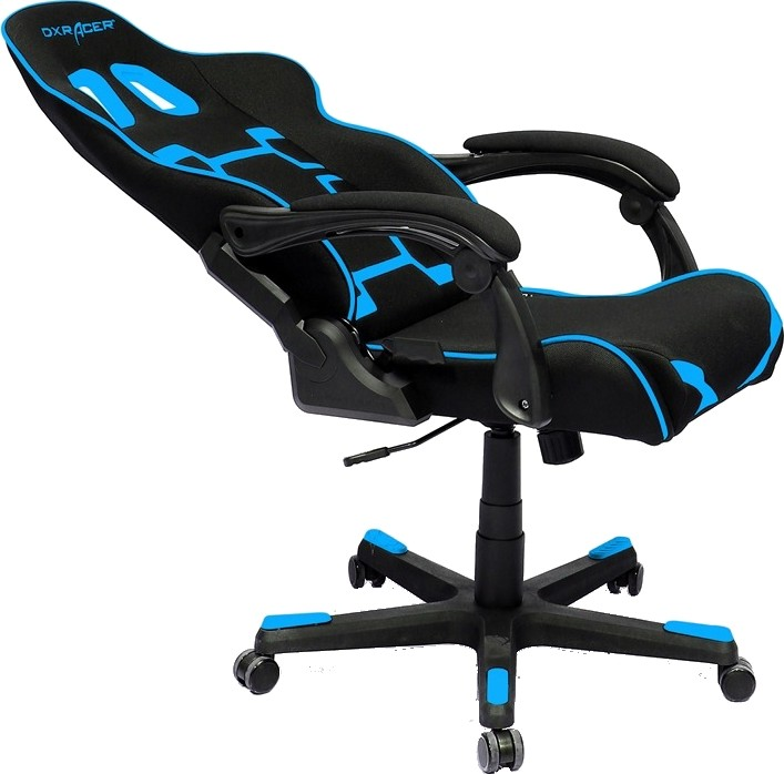 Magnificent Dxracer Origin Series Gaming Chair Black Blue Oh Oc168 Nb Gmtry Best Dining Table And Chair Ideas Images Gmtryco