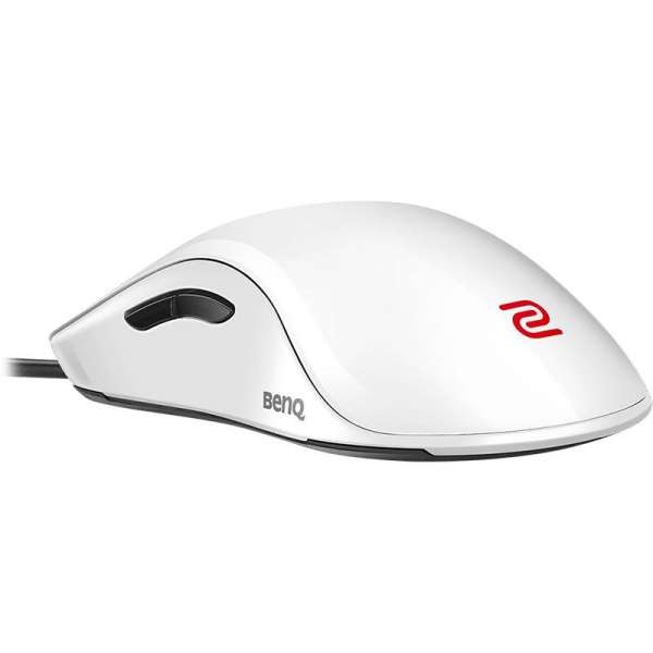 e1f7ec13aab BenQ Zowie FK1 e-Sports Ambidextrous Optical Gaming Mouse (White) | 9H.