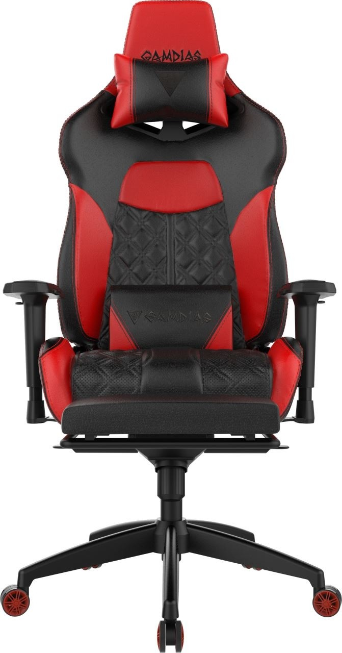 Gamdias Achilles Gaming Chair P1 L Rgb Backlighting