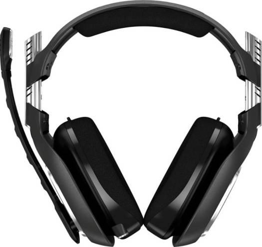 ASTRO Gaming A40 TR Wired Gaming Headset + MixAmp Pro TR, Generation 4, 7.1 Dolby Surround Sound, 3.5 mm Audio Jack, Swappable Mic | 939-001661